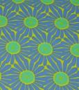 chartreuse daisy organic