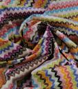 slate path organic fabric swirl