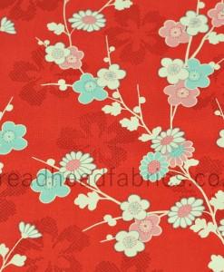 sakura blossom red by makower