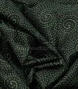 walkabout spiral on black swirled