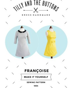 francoise by tilly and the buttons