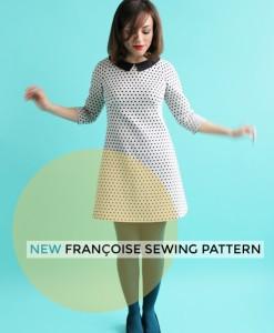 Francoise dress pattern