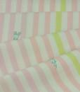 cynthia rowley bunny stripe pink folded