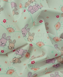 pink bunny scallop from oh baby
