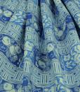 lady rose arbor blues folded