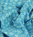 makower crowns blue swirled