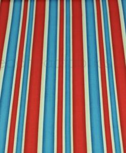 Red White Blue Stripes Makower