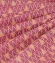 makower walkabout zigzag pink folded