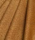 folded metallic scroll in gold makower