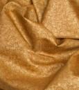 metallic scroll in gold swirled makower