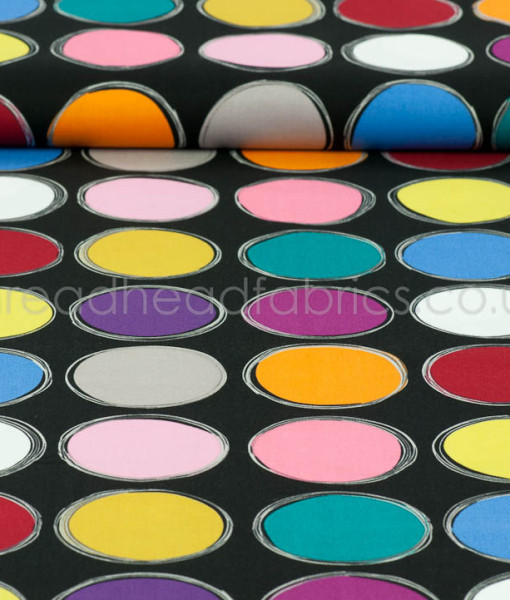 michael miller paint lids on black