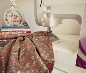 start a new autumn sewing project