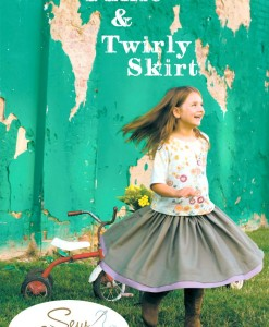 flora tunic and twirly skirt pattern