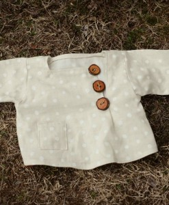 childrens woodlands shirt pattern sew liberated