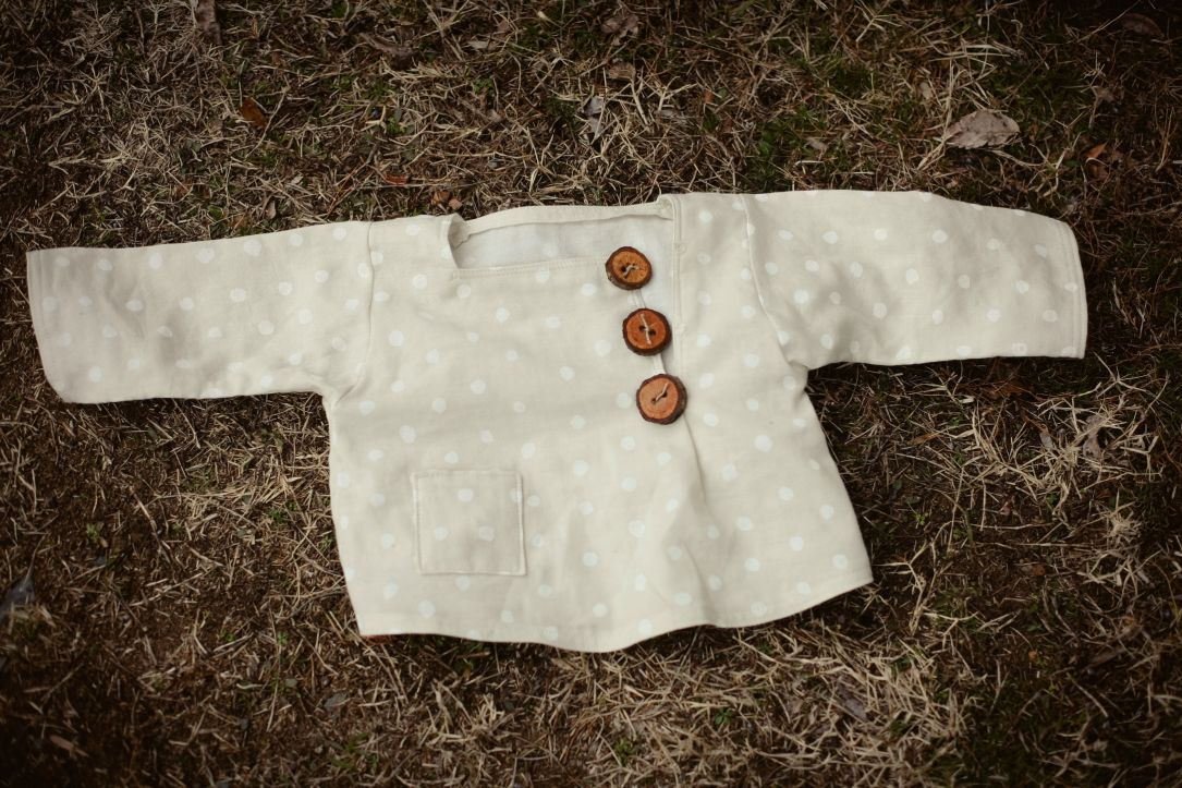 Sew Liberated Woodlands Shirt Pattern in Sizes 2T to 10