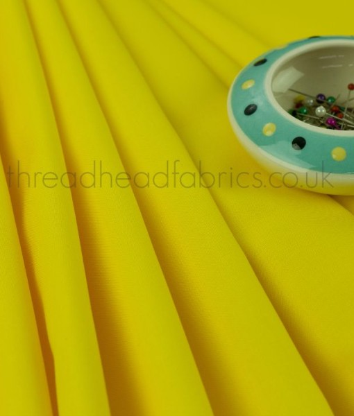 makower UK lemon yellow