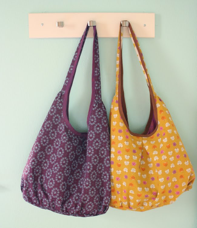 cce345fdaf4 Runaround Tote Bag Pattern by Noodlehead - So Gorgeous!