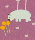 wombat lovehearts detail by saffron craig