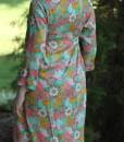back of paloma dress