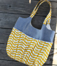 beautiful noodlehead tote bag pattern