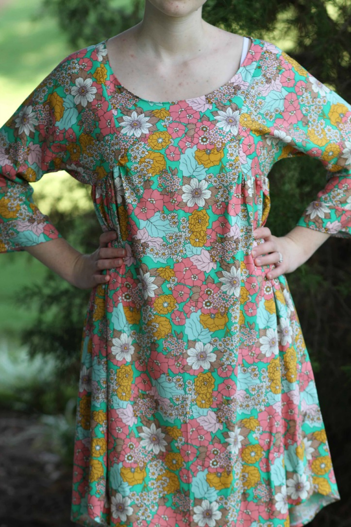 Paloma Top Tunic And Dress Pattern By Sew Liberated
