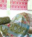 imperial paisley curtains organic cotton