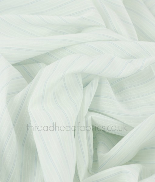 cotton shirting swirled thread head fabrics