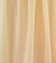 polyester georgette butteercream thread head fabrics
