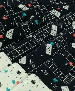 Domino Effect Quilting Fabric by Michael Miller
