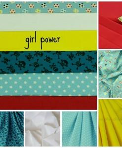 girl power bundle thread head fabrics