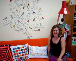 Diane from Stitchscape Sewing Studio