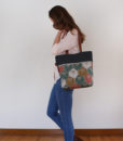 caravan tote bag by noodlehead