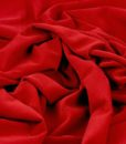 swirled-non-stretch-polyester-velour