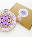 madala embroidery kits thread head fabrics
