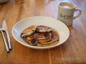 american style blueberry pancakes recipe