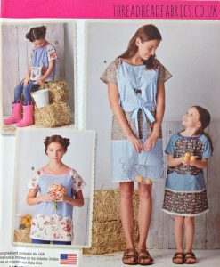 Lazy Daisy Jones 8087 Simplicity Pattern