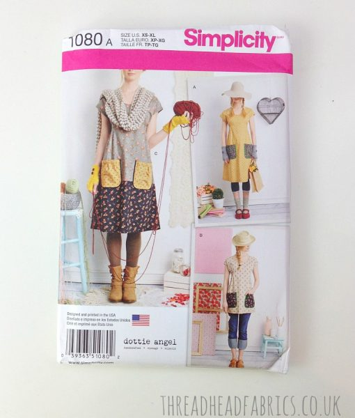 simplicity 1080a thread head fabrics