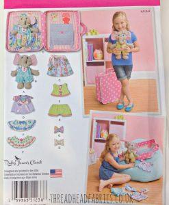 Ruby Jean's Closet Simplicity 1238 Pattern