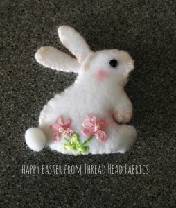happy easter from thread head fabrics