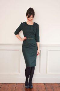Sew Over It Classic Joan Dress