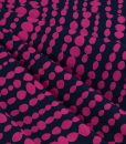 Copenhagen Print Factory Pink Chain Dots