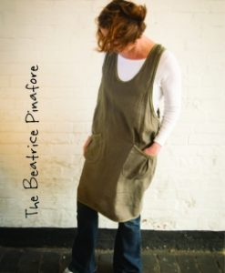 Beatrice Pinafore Sewing Pattern