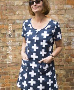Sew Me Something Patterns Kate Dress