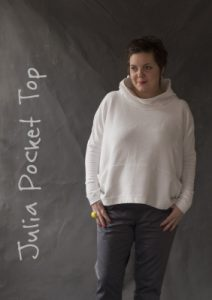 Sew Me Something Julia Pocket Top