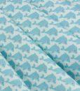 Aqua Dolphins Riley Blake C5962