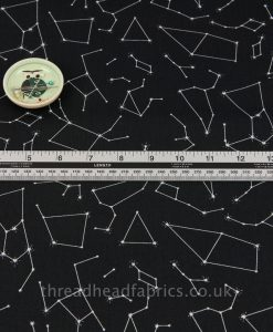 Stargazer Connect the Stars Fabric