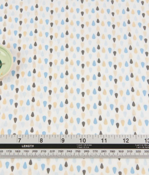 Raindrops from Lillie Bear Sew Simple
