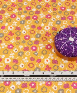 Art Gallery Fabrics City Loft Fusion Thread Head Fabrics