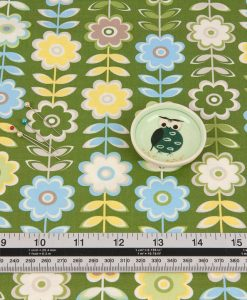 Free Spirit Fabrics Retreat in Green