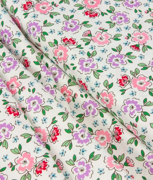 Ellis and Higgs Floral for Penny Rose Fabrics